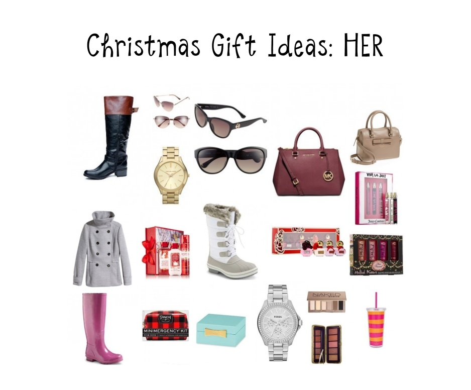 Christmas gift ideas her a chic geek for Christmas gift ideas for her